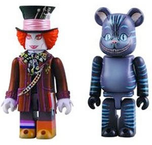 Mad-Hatter-Kubrick-Cheshire-Cat-Bearbrick