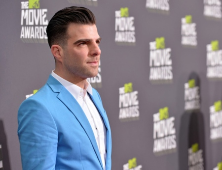zachary-quinto-mtv-movie-awards-2013-red-carpet