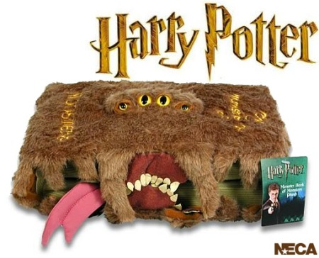 Harry-Potter-Monster-Book-of-Monsters-Plush