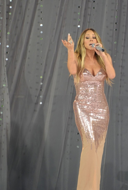 Mariah Carey GMA