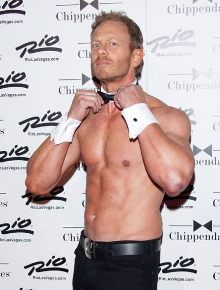 ian-ziering-shirtless-chippendales