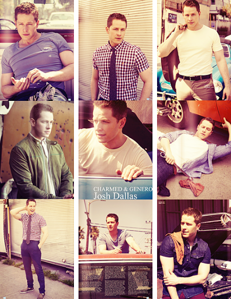 josh dallas bell magazine