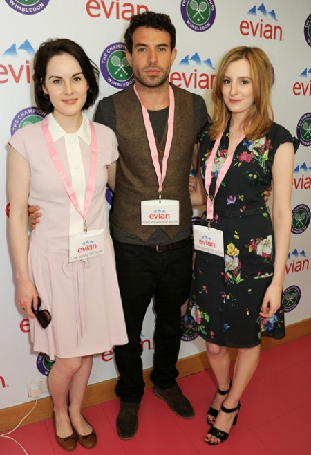 michelle-dockery-tom-cullen-