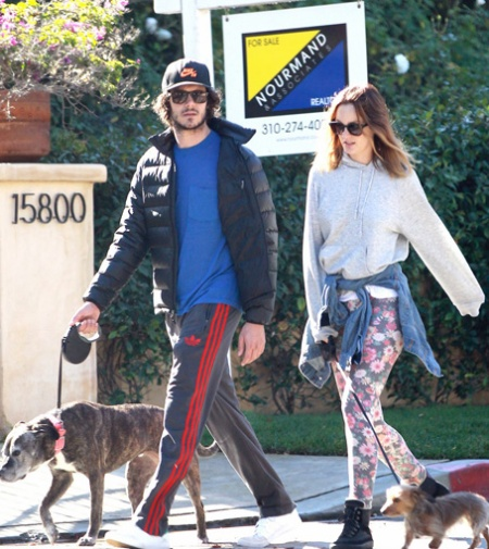 Adam Brody Leighton Meesterr A Morning Walk