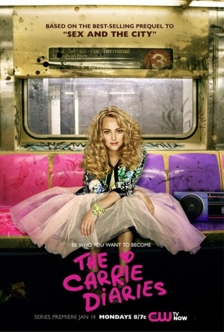 The-Carrie-Diaries-Poster