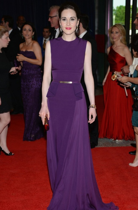michelle-dockery-white-house-correspondents-dinner