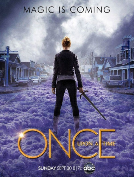 ONCE-UPON-A-TIME-Season-2-Poster-Magic-is-Coming