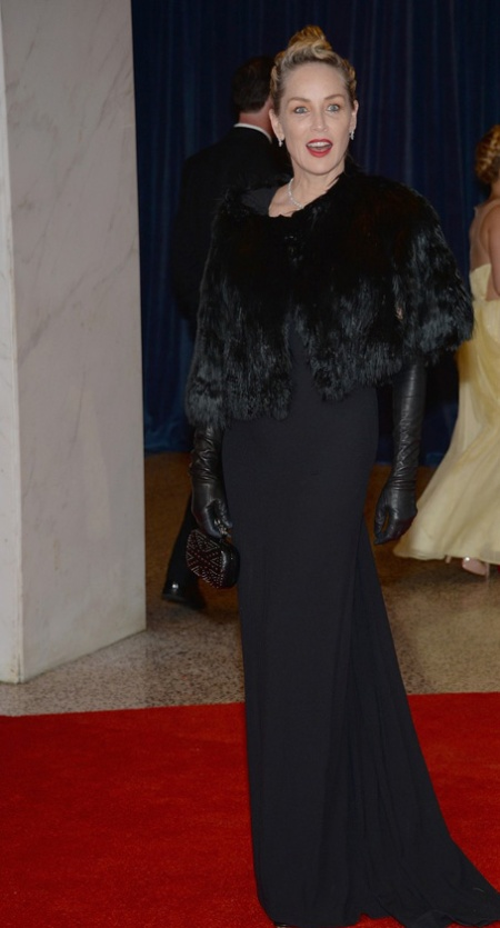 sharon-stone-white-house-correspondents-dinner