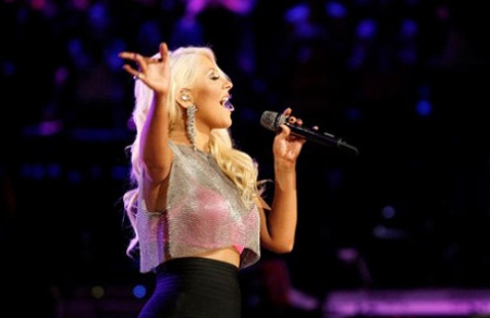 christina-aguilera-pitbull-the-voice-finale