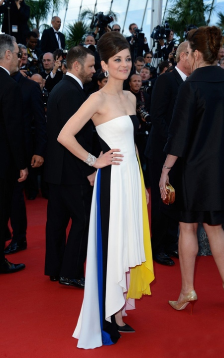 marion-cotillard-blood-ties-cannes