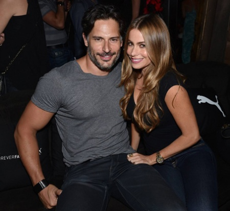 Joe Manganiello + Sofia Vergara